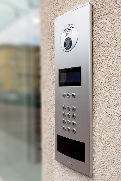 intercom service in Los Angeles